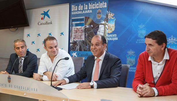 El próximo domingo se celebra una nueva edición del Día de la Bicicleta
