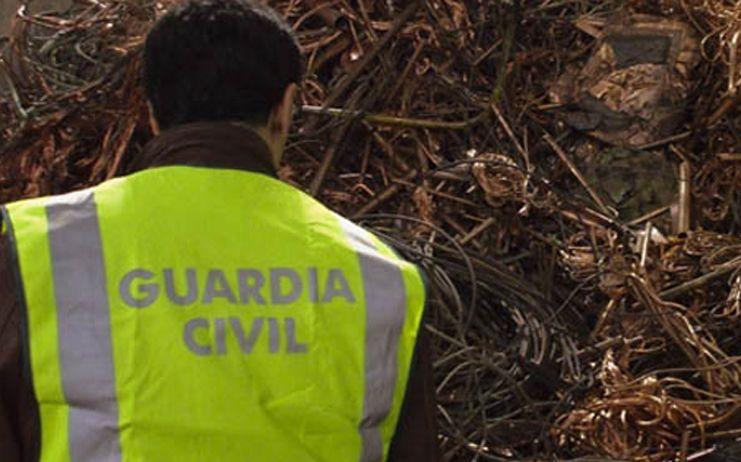 Cae una organización dedicada al robo de transformadores eléctricos y explotaciones agrícolas en Tomelloso