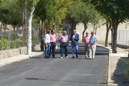Latre destaca la importancia de la Diputación en el arreglo de las carreteras para mayor seguridad y atraer visitantes