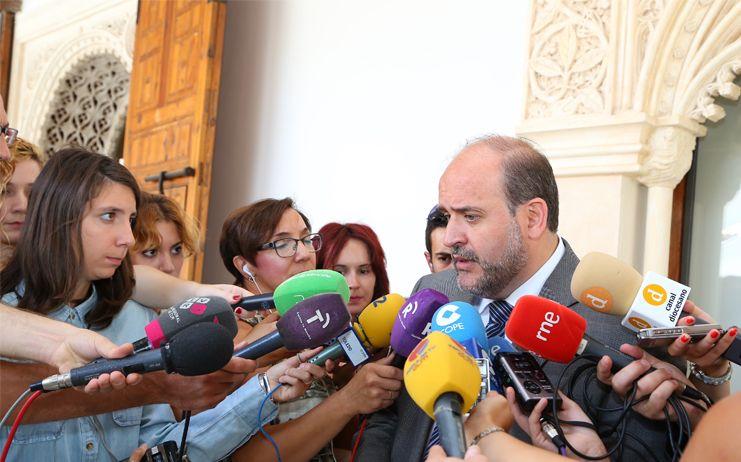 """Martínez Guijarro pide el voto para el PSOE como """"garante de los servicios públicos y de los derechos de los ciudadanos"""""""