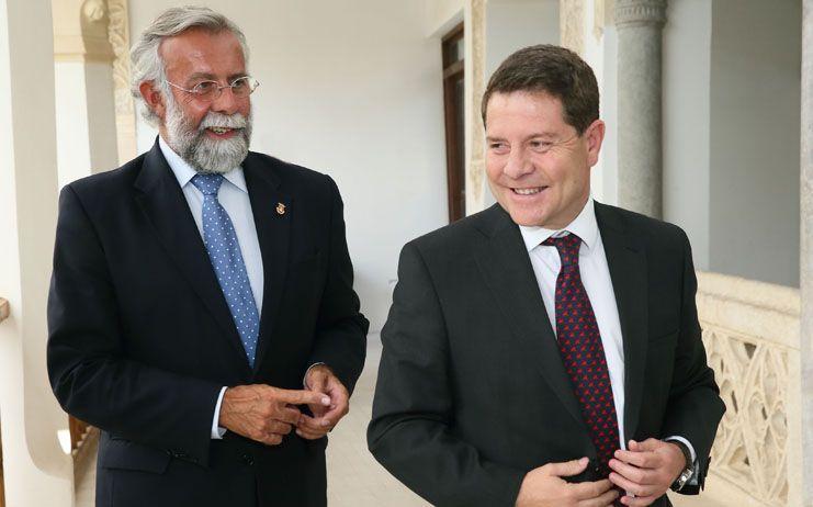 Ramos recuerda a García Page los compromisos que adquirió con Talavera