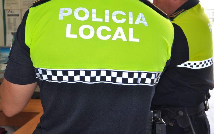 Cuatro detenidas y otros tantos policías locales heridos leves por los incidentes en una fiesta en Guadalajara