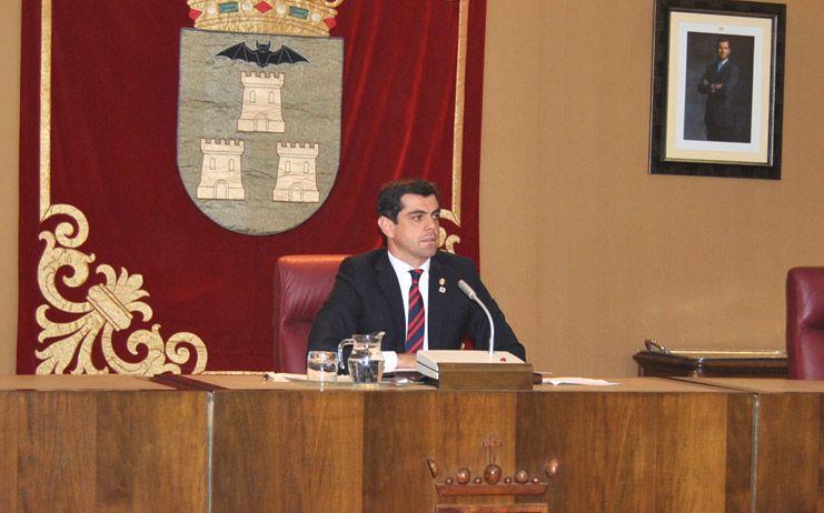 """Javier Cuenca: """"Nunca adoptaría una decisión que fuera en contra de mi ciudad, ni como alcalde ni como ciudadano de Albacete"""""""
