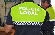 Brutal agresión a dos policías locales en Fuensalida