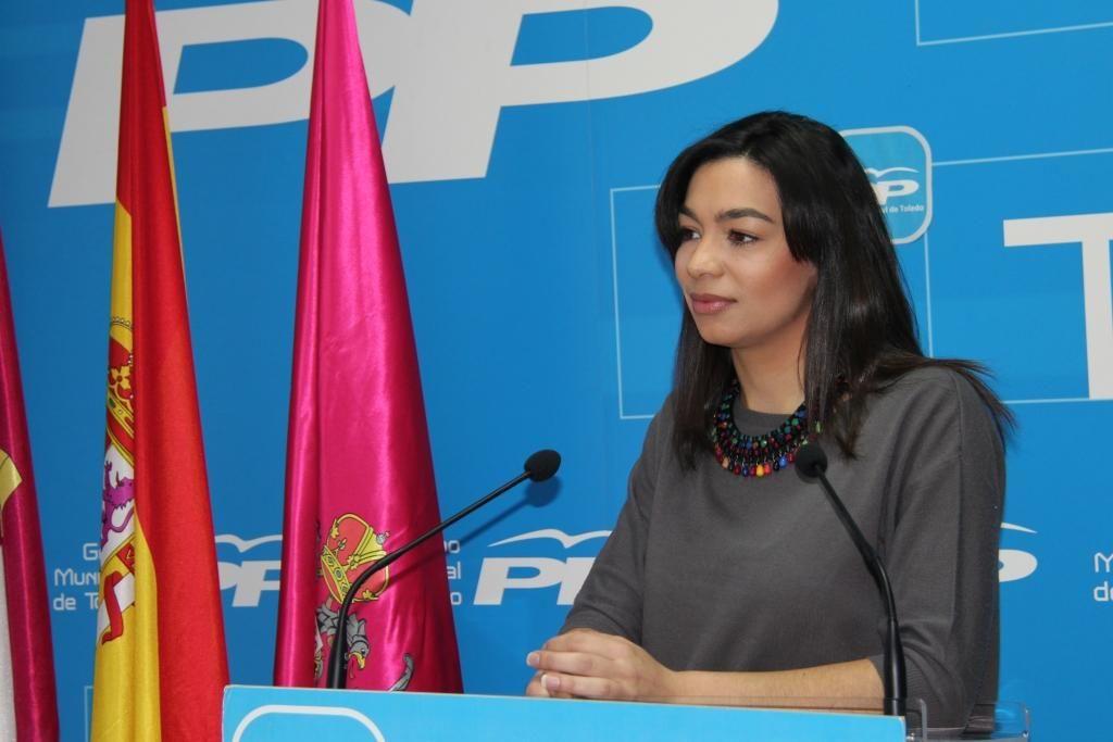 """Claudia Alonso: """"El Ayuntamiento tiene que ir de la mano de los empresarios en la creación de empleo"""""""