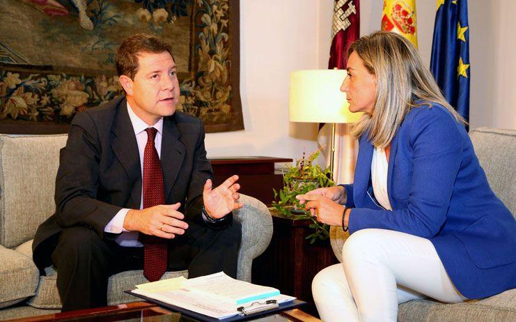 """El presidente de Castilla-La Mancha se reunirá en breve con el consejero delegado de Liberbank para estudiar """"líneas directas de colaboración"""""""
