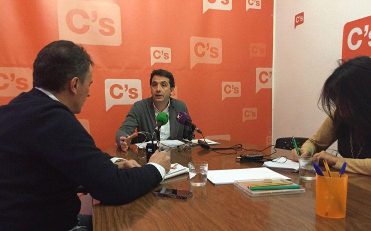 Ciudadanos reclama una partida presupuestaria de 100.000 euros para incentivar la creación de empresas en Toledo