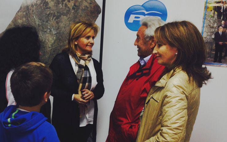 """Bonilla: """"El PP es el único partido con solvencia y capaz de generar empleo"""