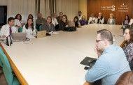 Estudiantes americanos conocen el modelo de sanidad pública en distintos hospitales de la región