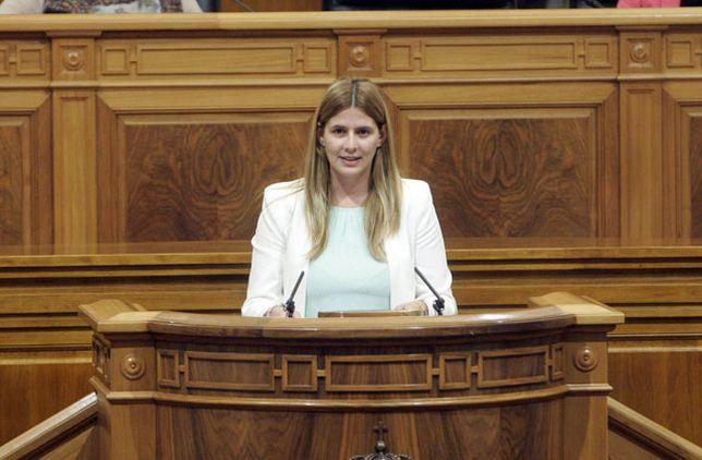 Carolina Agudo, nueva secretaria general del PP de Castilla-La Mancha