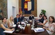 Page se encierra con su Gobierno en Belmonte para diseñar el futuro