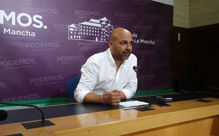García Molina revalida la Secretaría General de Podemos C-LM, con el 57,22% de los votos