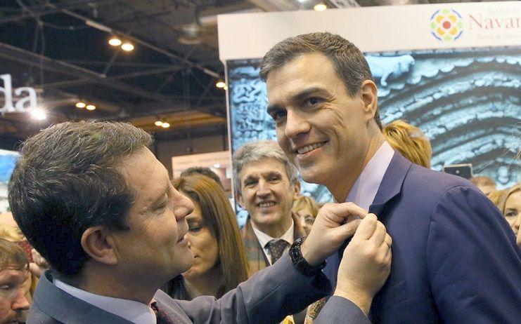 Page defiende el acercamiento de Sánchez a Rajoy ante el conflicto: