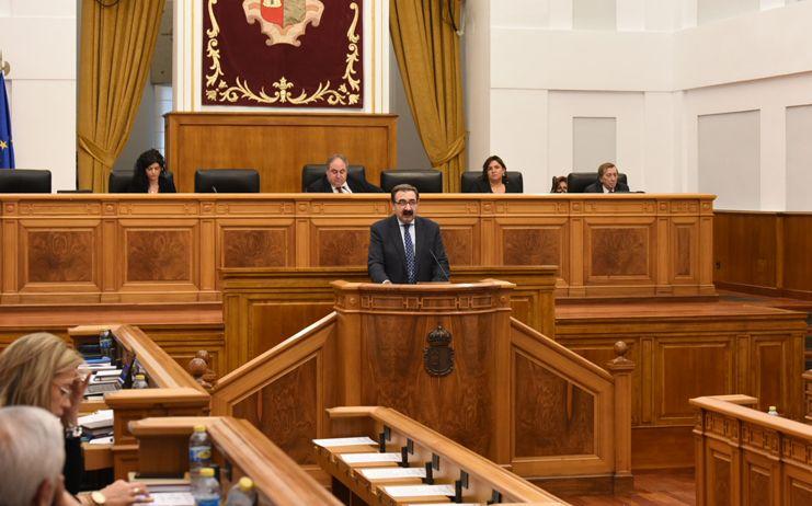 Fernández Sanz asegura que Castilla-La Mancha es la región más transparente en materia de listas de espera