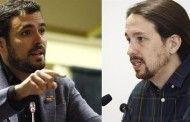 Alberto Garzón: Hay gente que ya no sabe si Pablo Iglesias es de IU o de Podemos