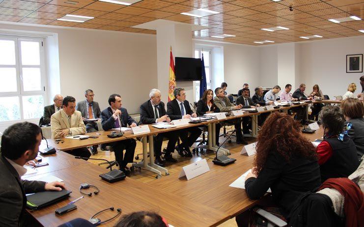 Castilla-La Mancha defiende en Europa el Fondo Social Europeo como medida para fomentar la igualdad