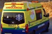 Cortada la A-42 en Illescas tras la colisión de un autobús con 50 pasajeros, cuatro turismos y una furgoneta