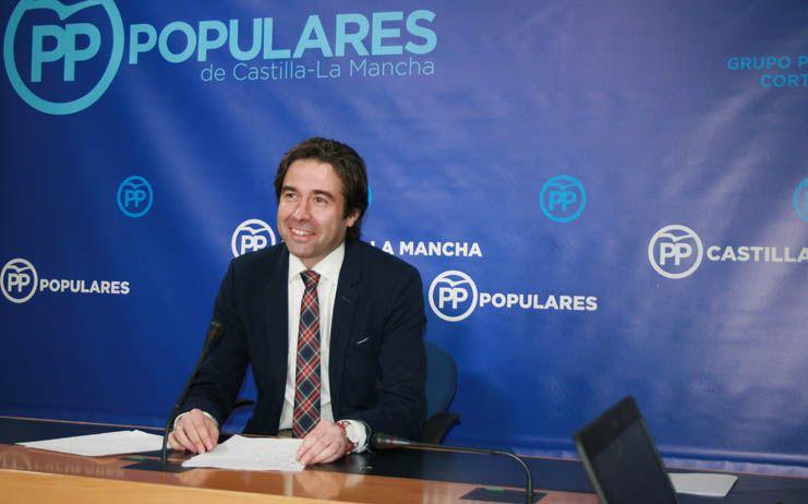El PP acusa al Gobierno de Castilla-La Mancha de