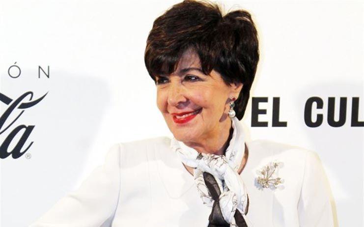 Concha Velasco define los Premios Nacionales de Cultura como