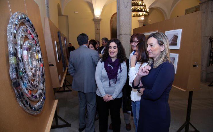 """La alcaldesa de Toledo manifiesta el compromiso del Gobierno """"en la defensa de los derechos de la mujer y en la igualdad real"""""""
