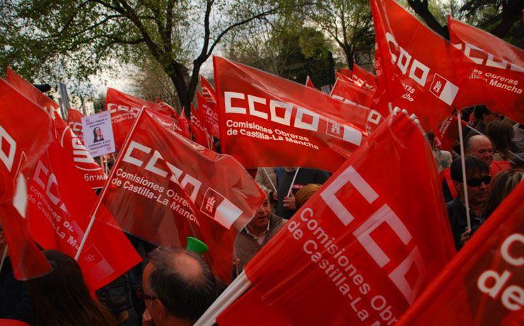 Sindicatos y Gobierno de CLM firman una Resolución en defensa de la legalidad de la jornada de 35 horas