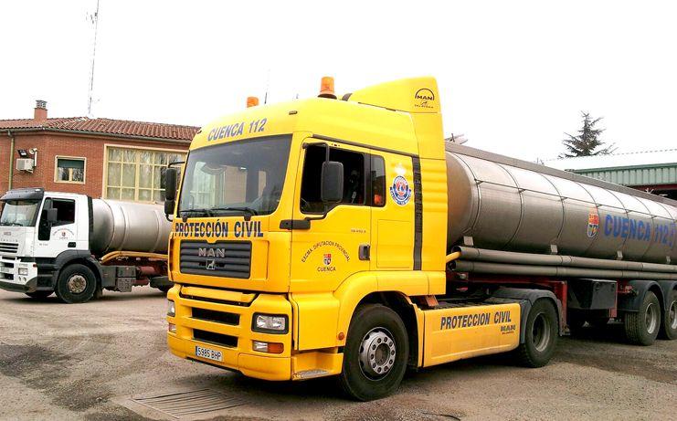 El sector del transporte de mercancías por carretera prevé posibles movilizaciones durante el ultimo trimestre de 2018
