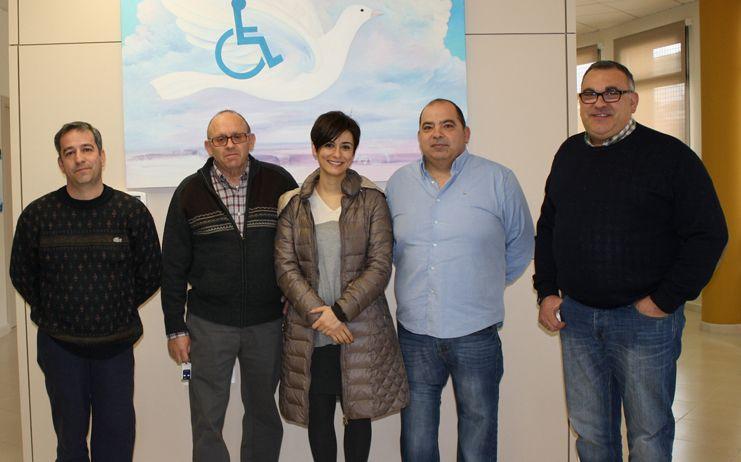 Isabel Rodríguez recalca el compromiso del PSOE por devolver la