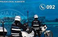 La Policía Local de Albacete pone en marcha la 'Campaña especial sobre Cinturón de Seguridad y Sistemas de Retención Infantil