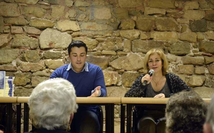 Iván Martínez de Miguel presenta en Sigüenza Los misterios de Río Dulce