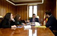 Diputación de Cuenca prevé colaborar con la Hermandad de Ntra. Señora de los Dolores y las Santas Marías