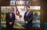 Jaime Ramos agradece a la ONCE el apoyo a la Cerámica de Talavera y Puente del Arzobispo