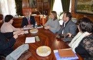 Jaime Ramos se reúne con la Asociación Síndrome de Down en Talavera