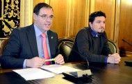 Prieto ensalza la importancia para la zona del proyecto de la Exposición Brujas de la Alcarria
