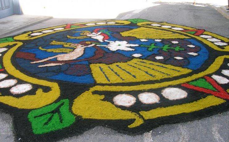 Las alfombras volver n a brillar en el recor clmpress - Alfombras toledo ...