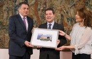 Castilla-La Mancha será la imagen del cupón de la ONCE el 31 de mayo con motivo del Día de la Región