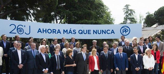"""Cospedal: """"El PP tiene equipo y programa, un proyecto de España fuerte, unida y solidaria"""""""