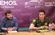 La Asociación Profesional de Agentes Medioambientales de Castilla-La Mancha protagoniza la rueda ciudadana organizada por Podemos