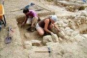 El Gobierno de España financia, con el 1,5% cultural, el 75% de las obras de recuperación del yacimiento arqueológico de Noheda (Cuenca)