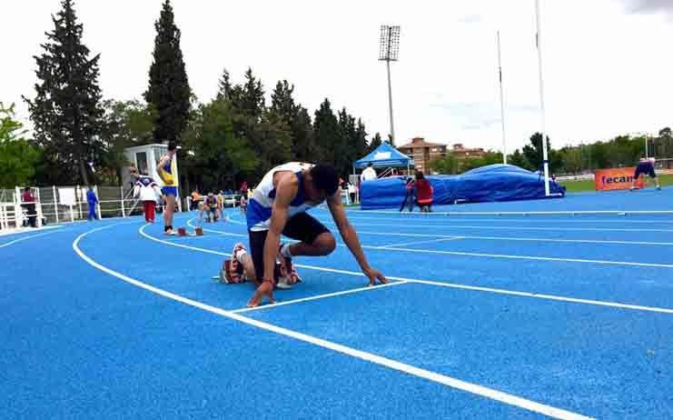 Superación, medallas y récords en el regional, de atletismo organizado por FECAM