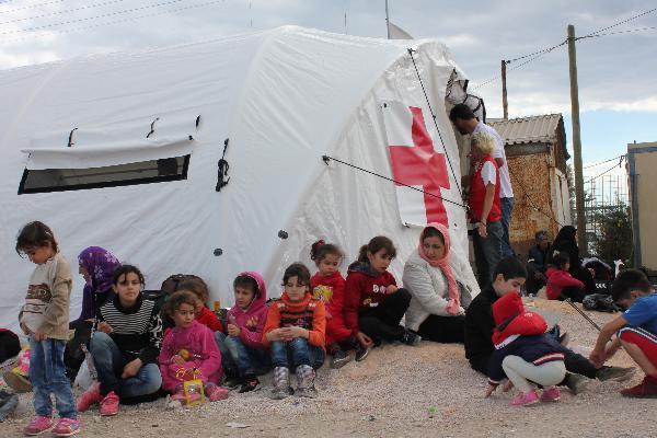 Llegan a España los primeros 20 refugiados procedentes de Grecia