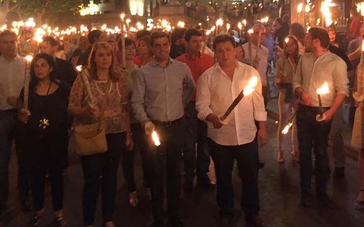 """Javier Cuenca señala que """"Albacete brilla con luz propia en la Noche de San Juan con lo mejor que tenemos en la ciudad, los albaceteños"""""""