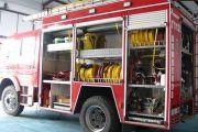 Extinguido el incendio que ha afectado al exterior de una empresa de Esquivias (Toledo)