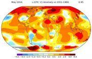 La Tierra bate nuevos récords anuales de CO2 en la atmósfera y subida del mar