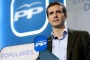 """Casado rechaza """"la abstención coactiva"""" que pide Sánchez: """"No es de fiar"""""""