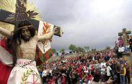 El Cristo del Sahúco peregrinará el domingo hasta Albacete