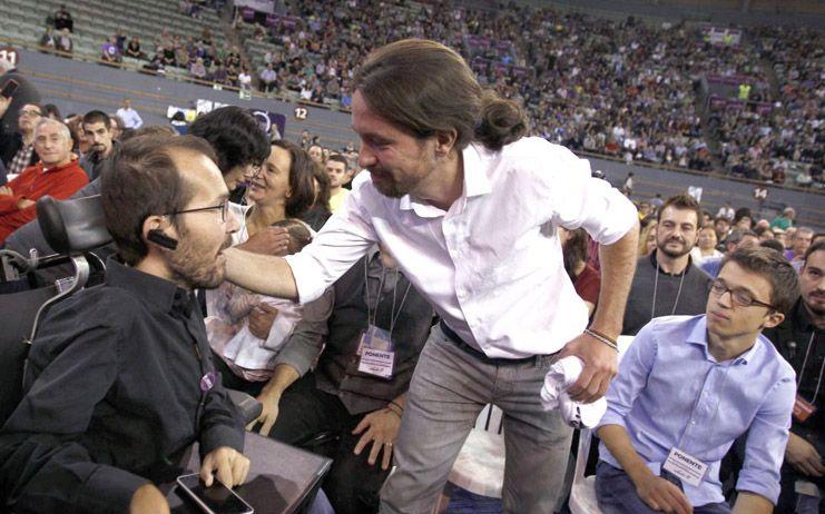 Podemos ofrece al PSOE una agenda de consenso para