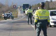 La Guardia Civil investiga en Sacedón al conductor  de una ambulancia que superó en 8 veces el límite de alcoholemia