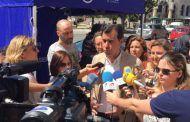 """El PP avisa de que la """"arrogancia"""" de Cs al negarles el grupo propio en el Parlament """"perjudica al constitucionalismo"""""""