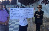 Morate llega a la Audiencia de Cuenca entre gritos de