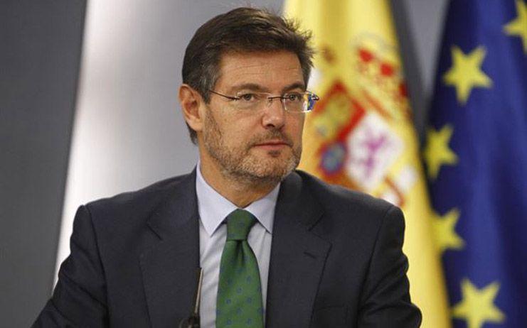 Catalá hará paritaria la comisión que revisará los delitos sexuales